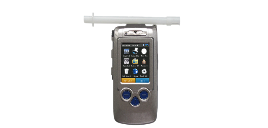 AT8900 fuel cell breathalyzer